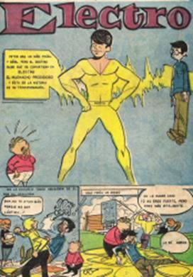 Descargar Historieta de Los Cuatro Fantásticos
