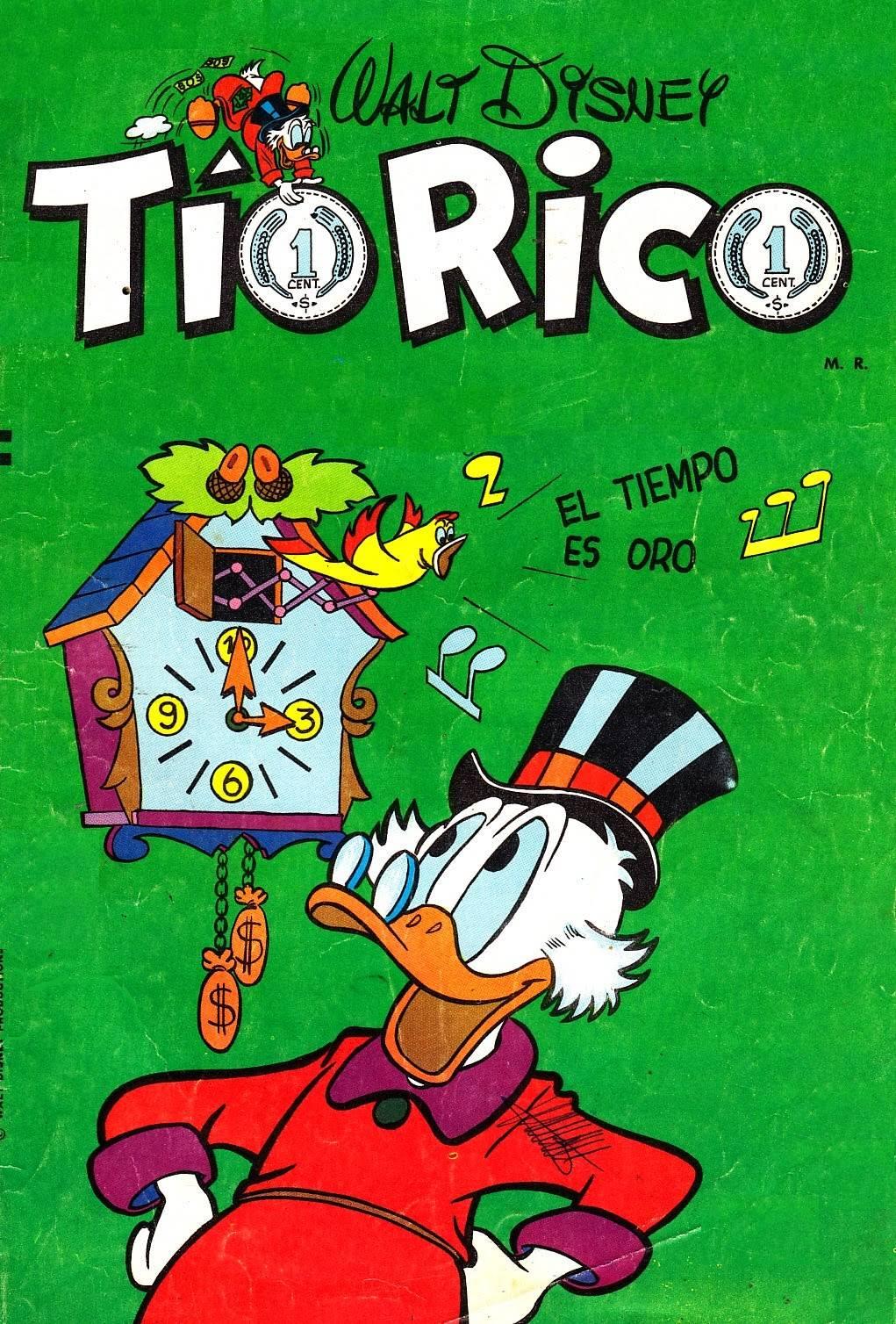 Tío Rico - Extraños Naufragios - Historieta # 44