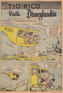 Cuentos Disney Tio Rico Disneylandia