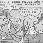 Historietas de Bugs Bunny