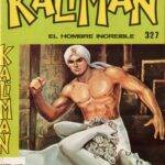 Kalimán en las Catacumbas del Templo de Zeus Historieta # 327