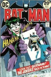 Batman - Las Cinco Venganzas del Joker