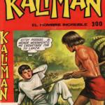 Kalimán – El Viaje Fantástico Nro. 01 Historieta # 300