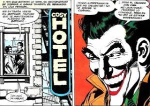 Las Cinco Venganzas del Joker - Batman
